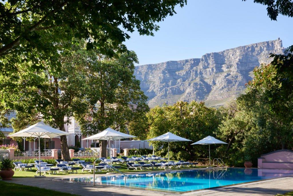 Cottages And Table Mountain View Belmond Mount Nelson
