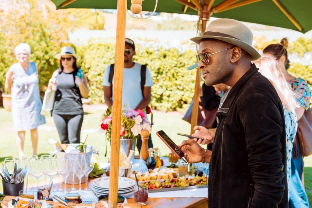 Durbanville food and wine