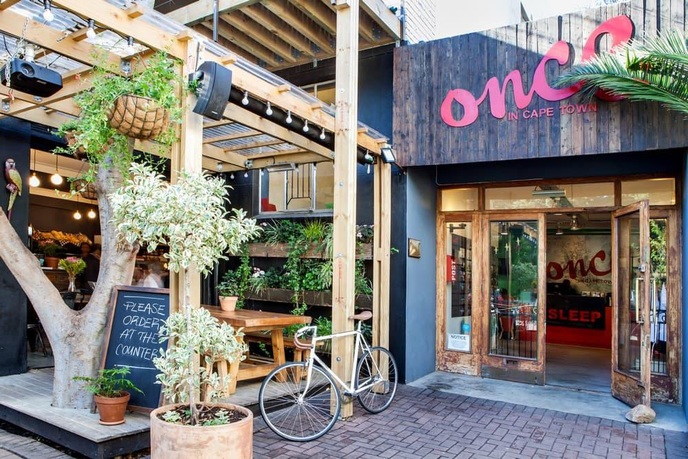 Entrance of Once in CPT