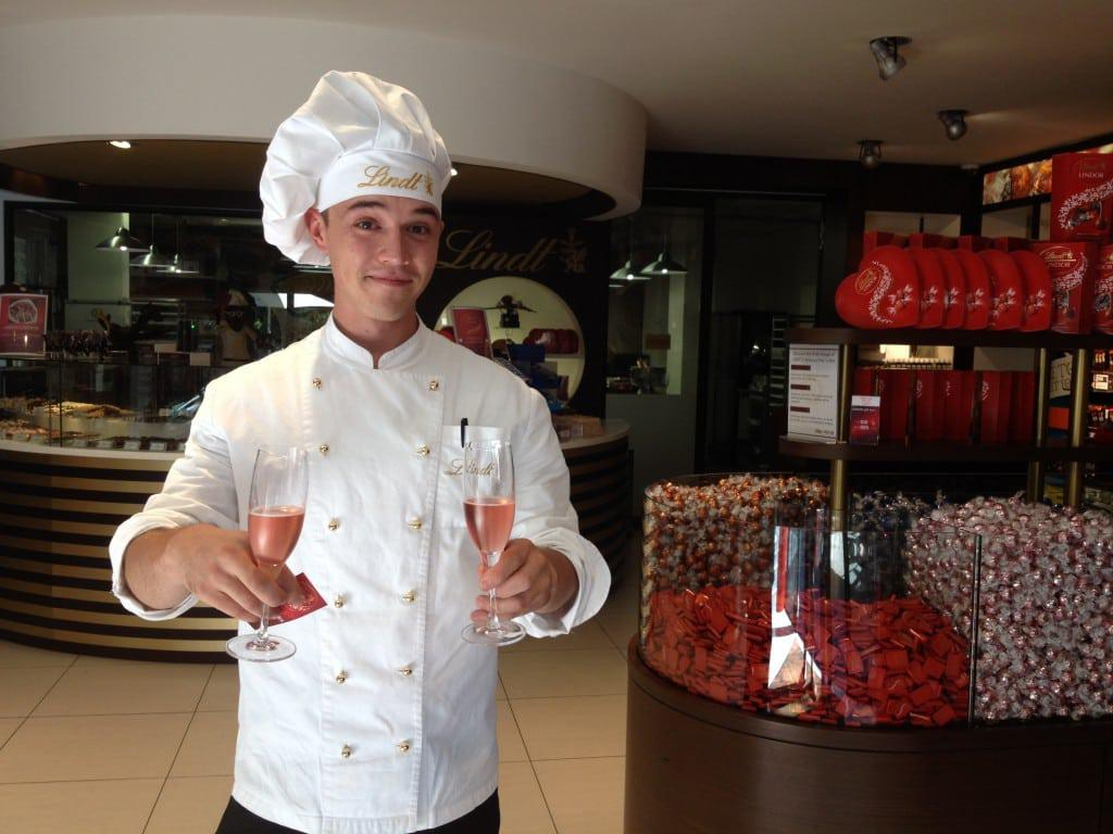 LINDT Chocolate Studio
