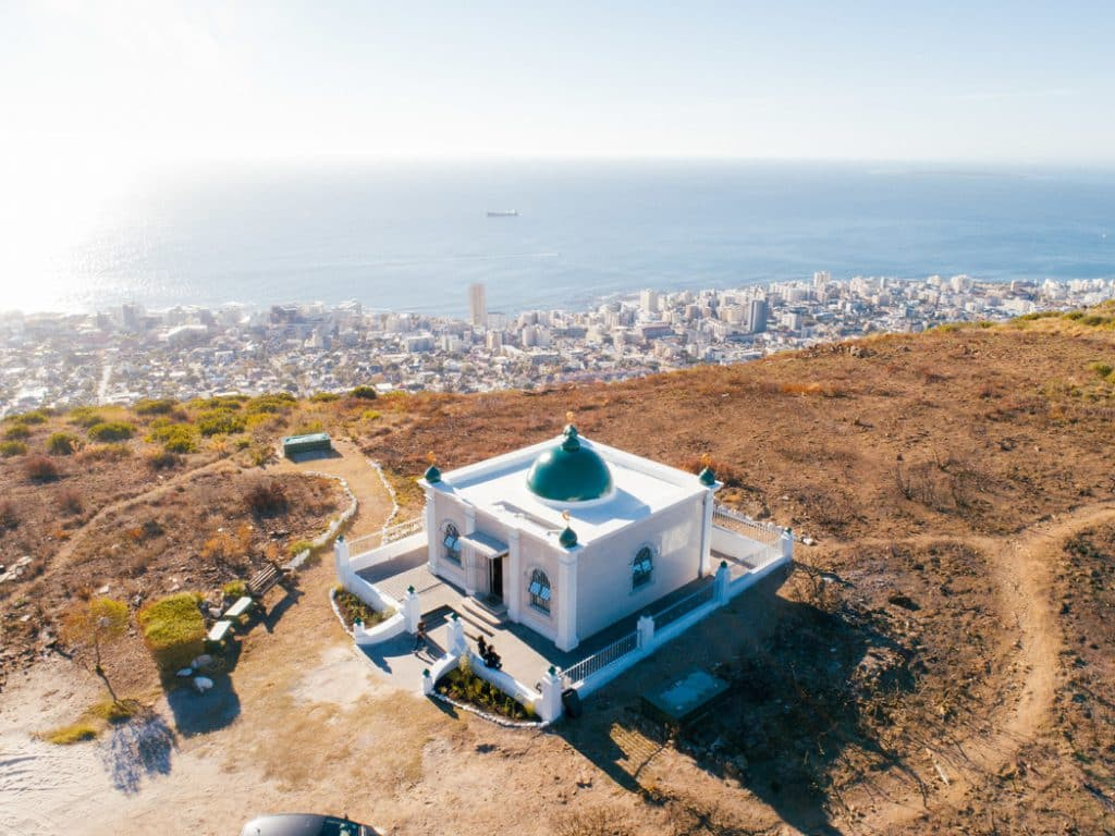 Mosque Dargan Kramat on Signal Hill