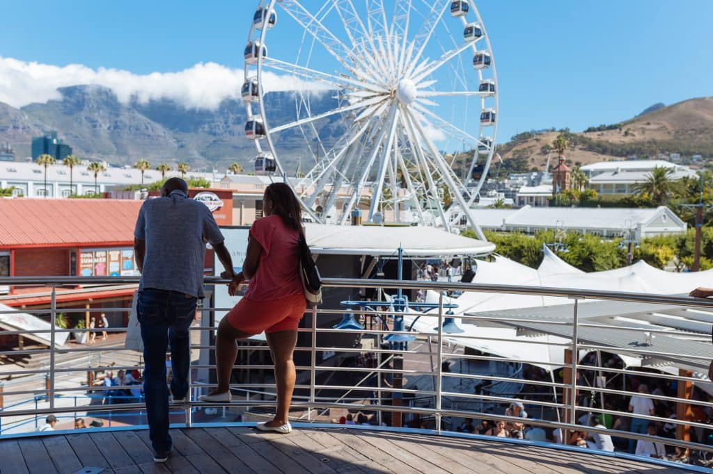 Neighbourhoods - Green Point Sea Point Mouille Point - VA-Waterfront-Table-Mountain-Tourists-Wheel-by-Hillary-Fox.jpg