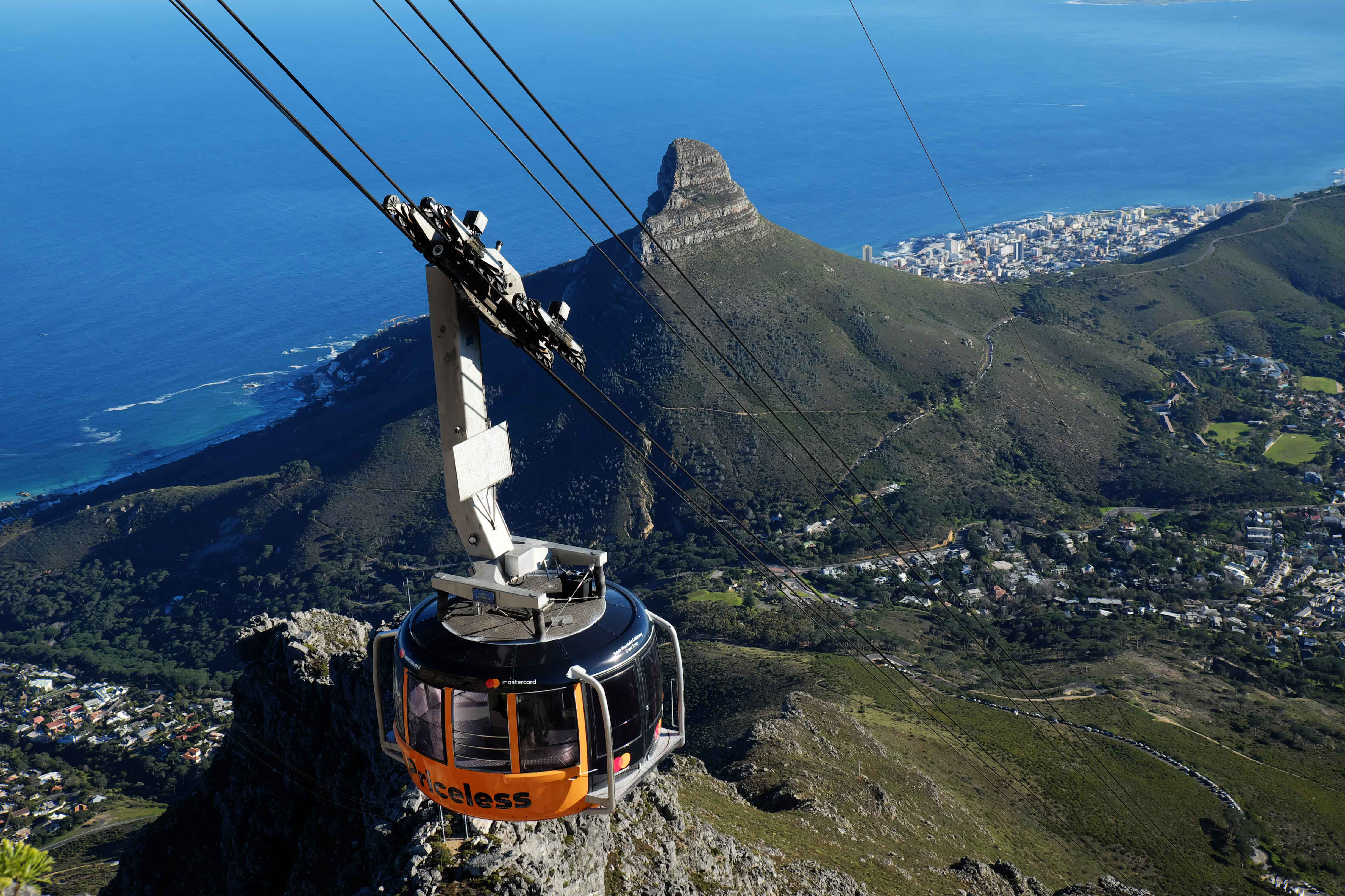 Table-Mountain-Cable-Cart