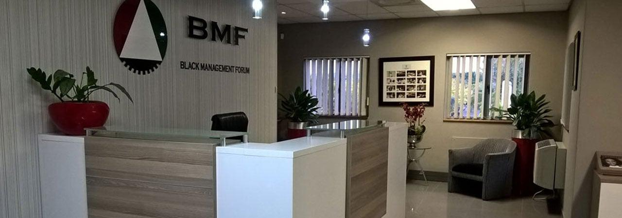 BMF Focus On The Development And Empowerment Of Managerial Leadership Within Primarily Black Communities Ensuring That People From All Demographics