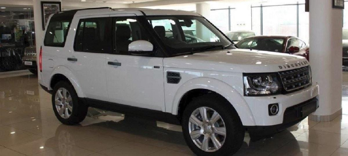 land rover discovery pick up