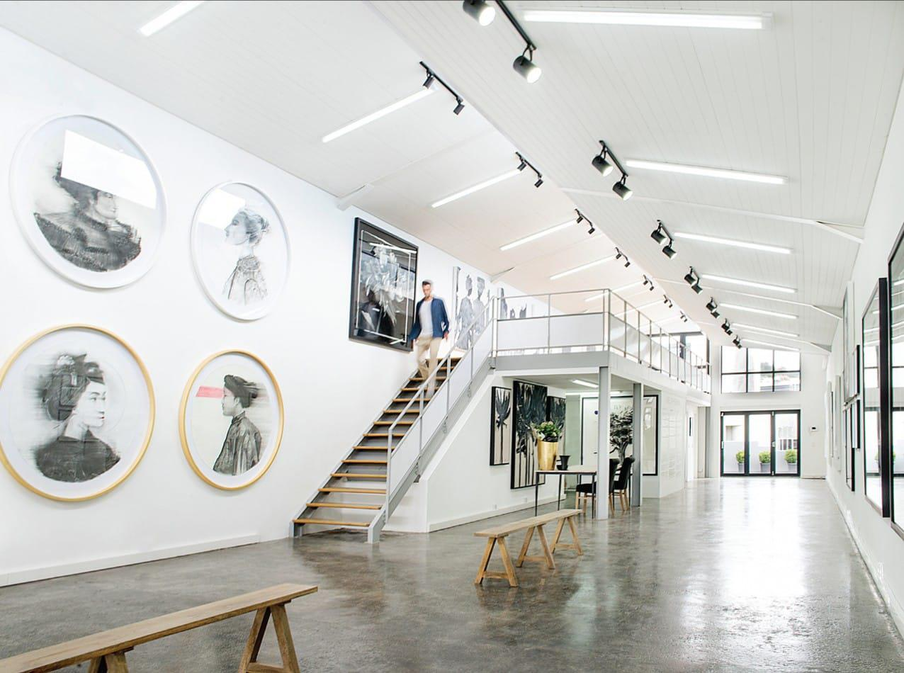 the best art galleries in cape town