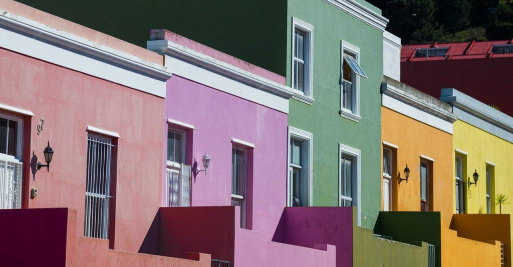 DURING APARTHEID, THE BO KAAP WAS SUBJECT TO THE GROUP AREAS ACT