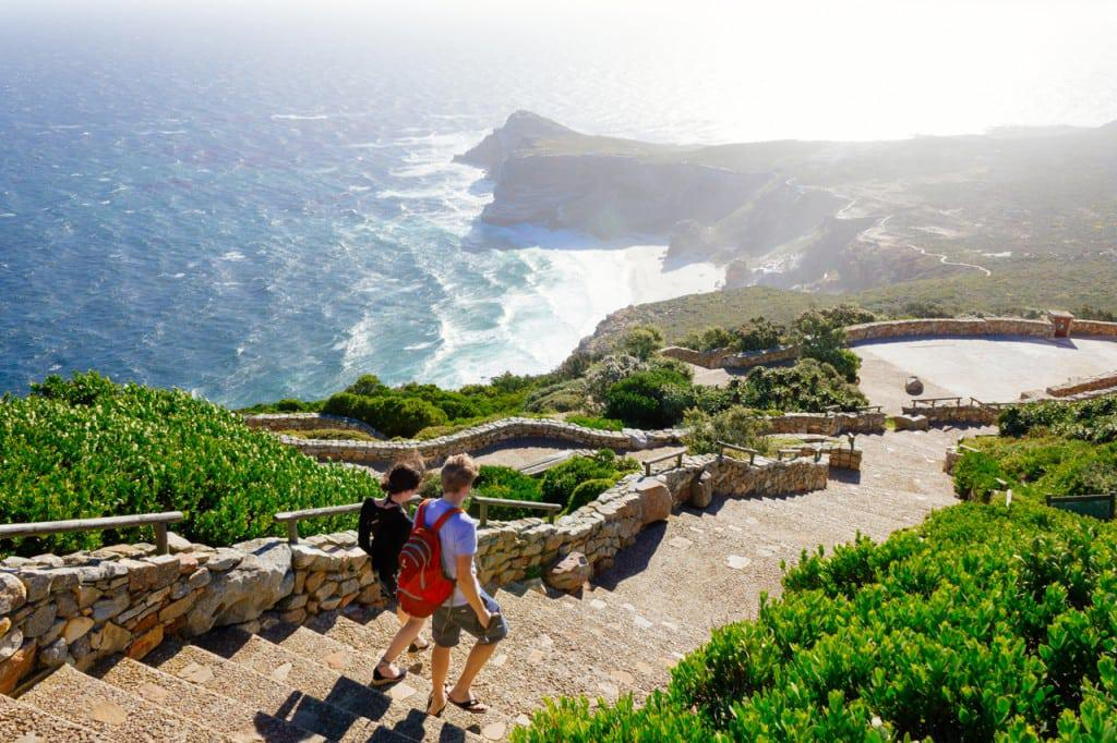 Cape Point Steps
