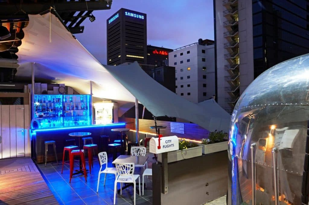 Top design hotels in cape town for Sky design hotel