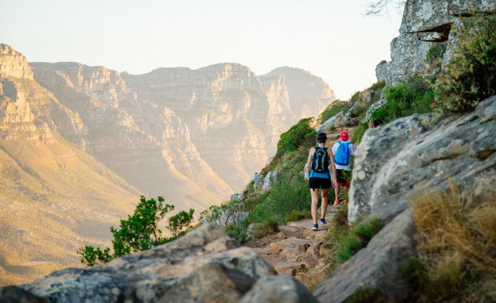 Hiking Lion's Head is a must