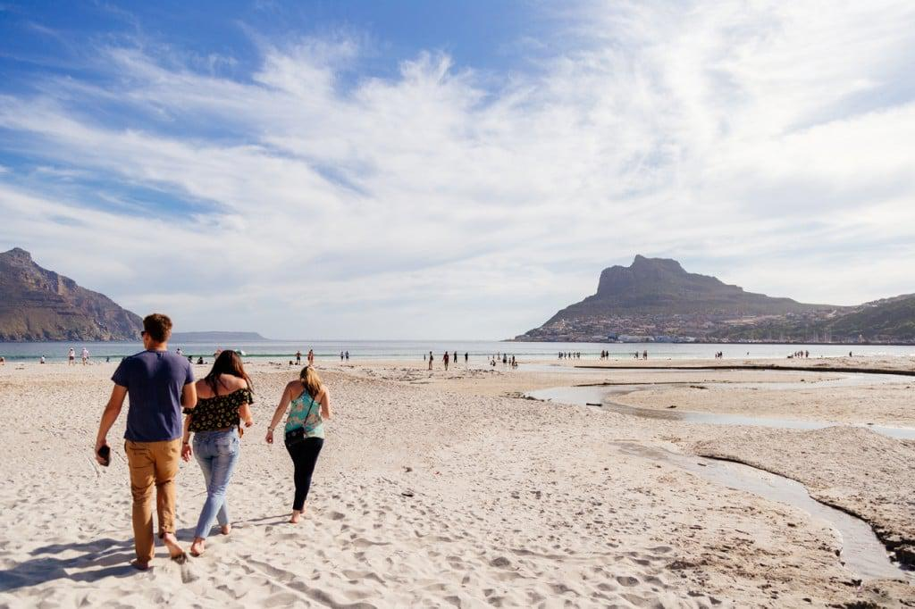 summer in cape town
