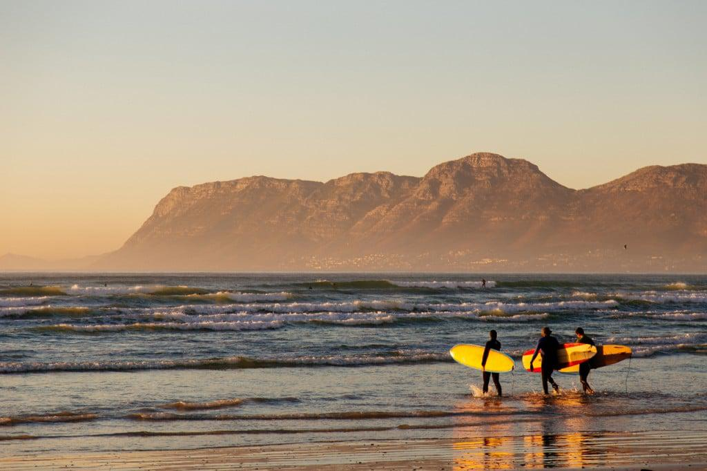Activities in Cape Town