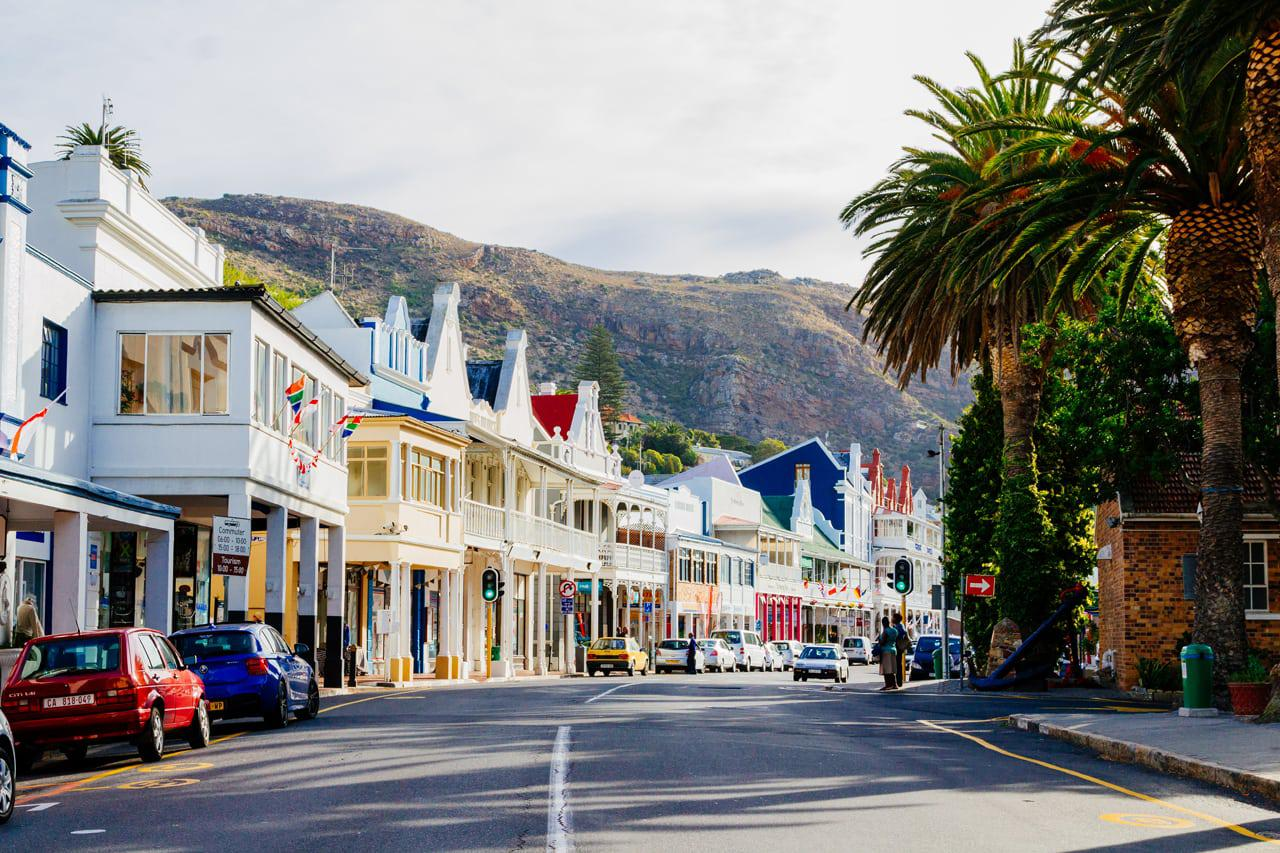 Places to visit in Cape town