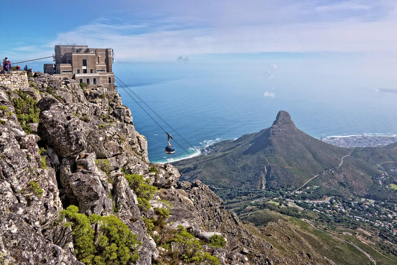 Table mountain the official guide cape town tourism for Table mountain