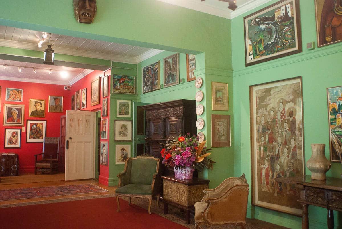 university of cape town irma stern museum cape town tourism