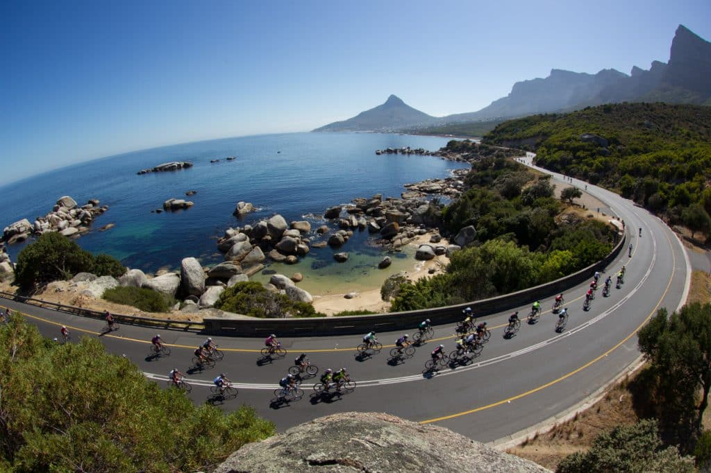 Cape Town Cycle Tour 2016