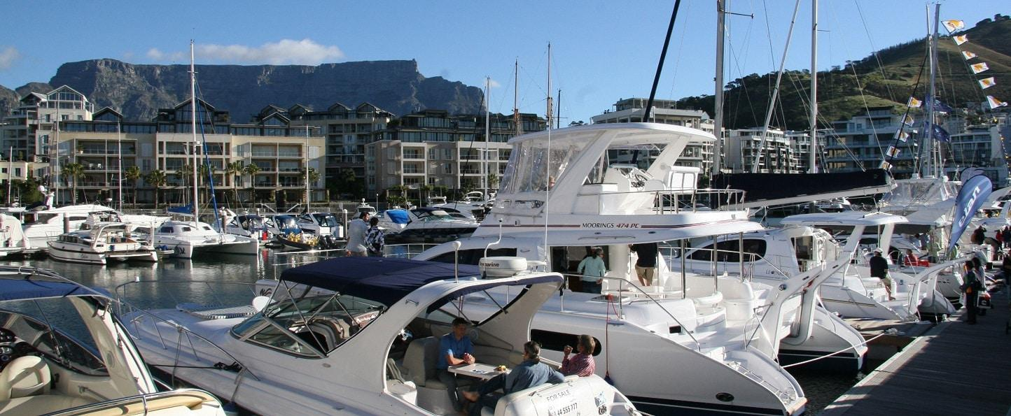 Cape Town International Boat Show 2016