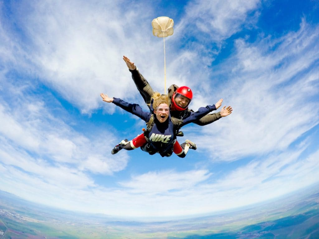 Image courtesy of Mother City SkyDiving