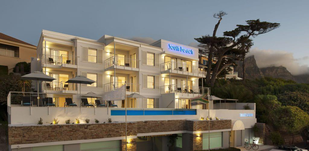 South Beach in Camps Bay
