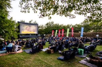 The Galileo Open Air Cinema