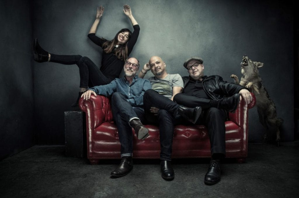 Pixies in Cape Town