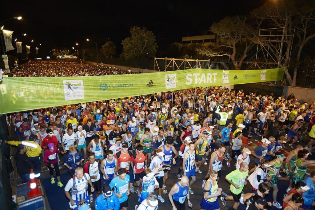 Two Oceans Old Mutual Marathon