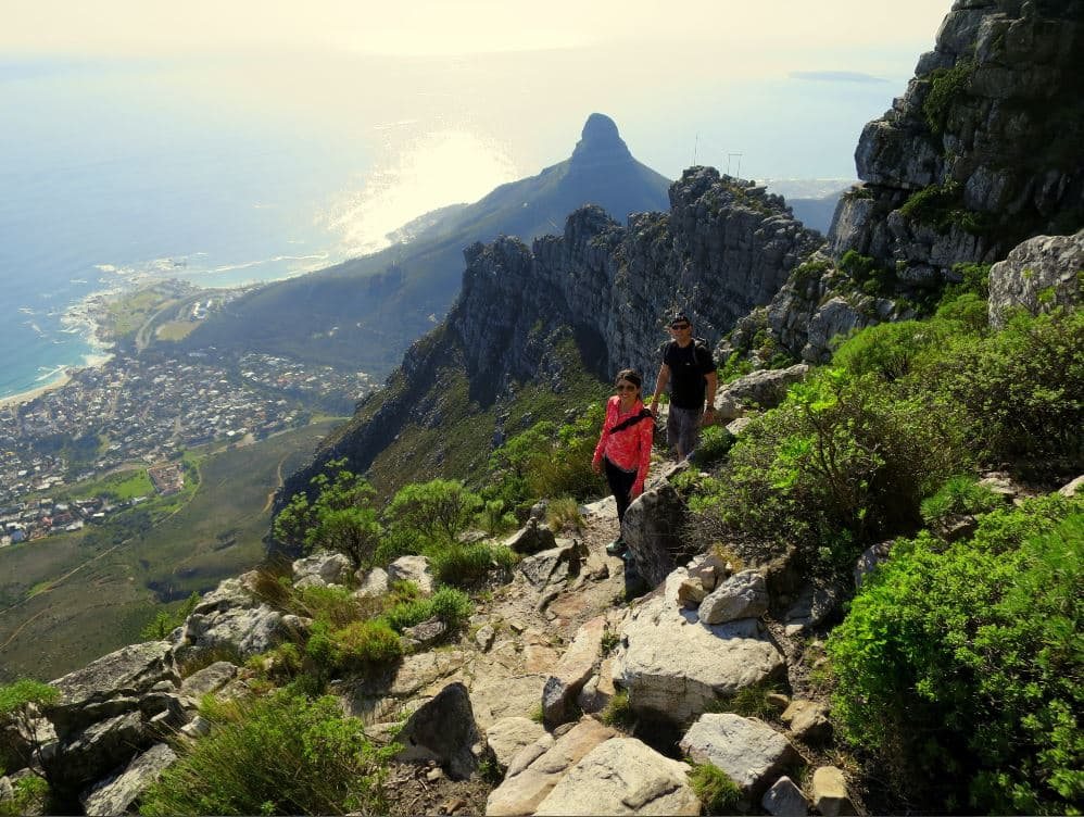 Hike Table Mountain Cape Town Tourism