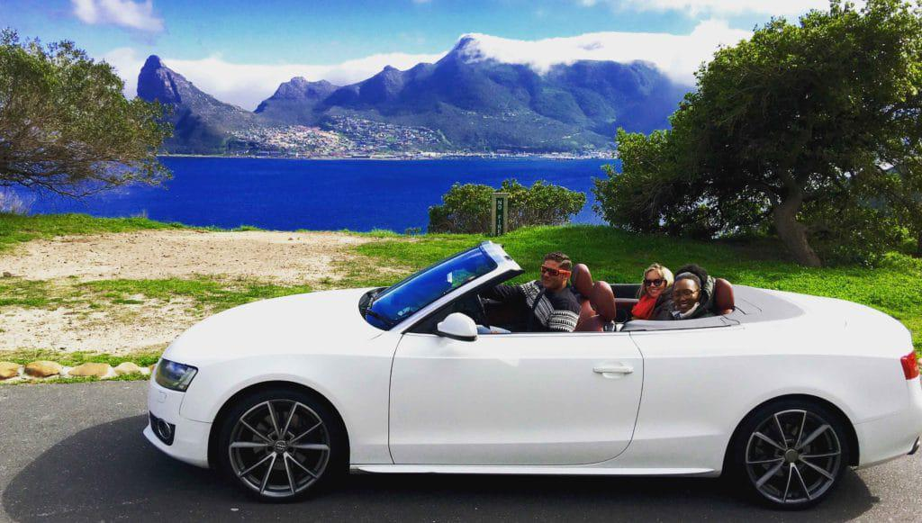 Exclusive Car Rental Cape Town Tourism