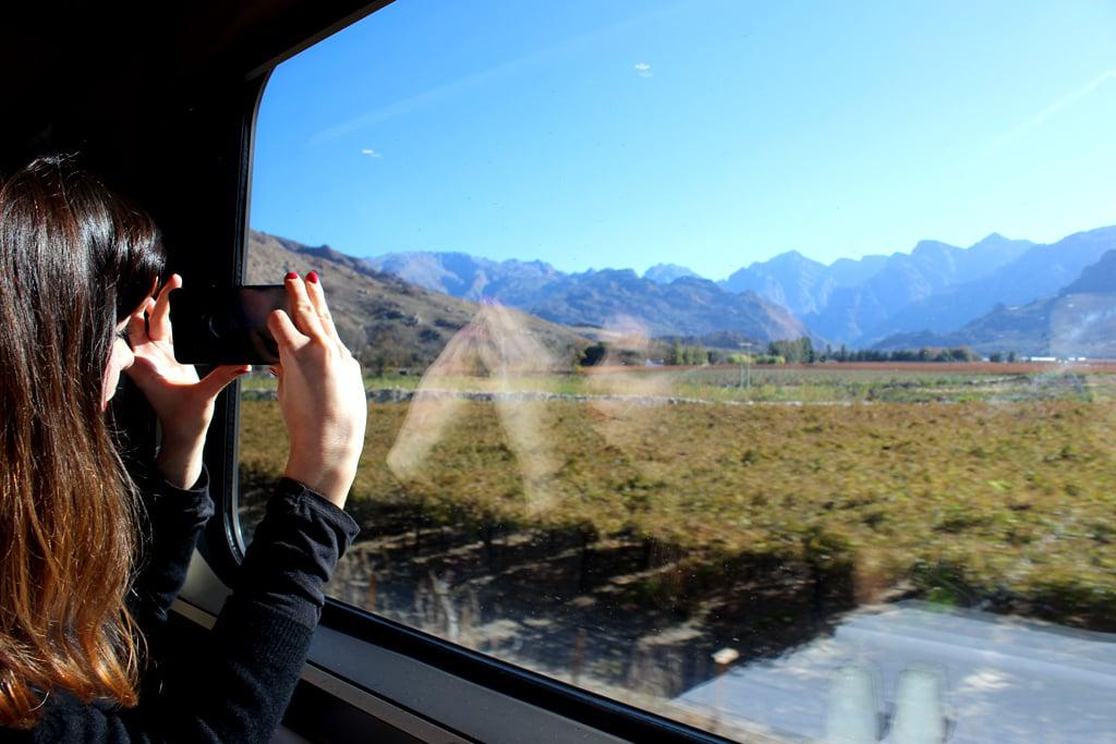 Train trips from Cape Town