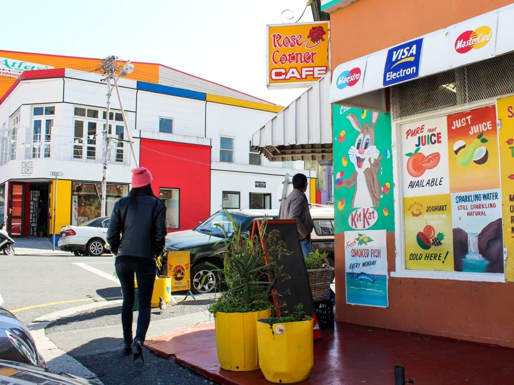Rose Corner Cafe in Bo-Kaap