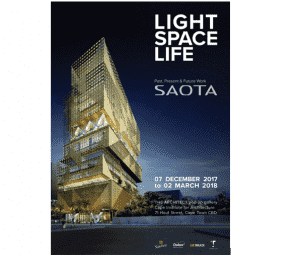 Light Space Life: Architectural Exhibition by SAOTA