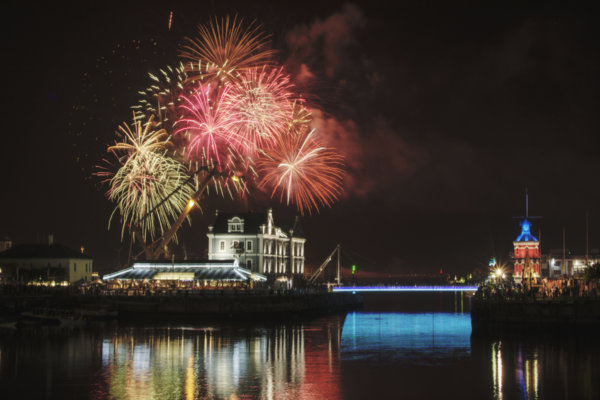 Celebrating NYE with the V&A Waterfront