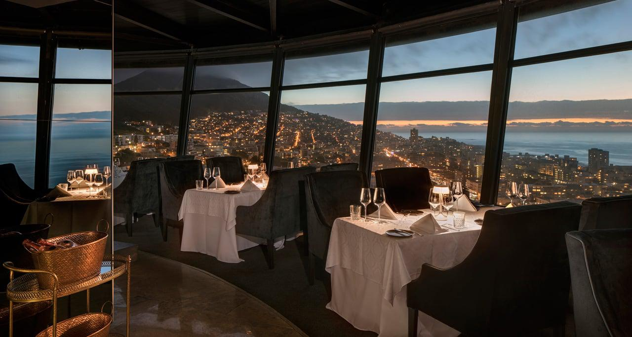 Top of the Ritz at the Ritz Hotel by Adam Letch