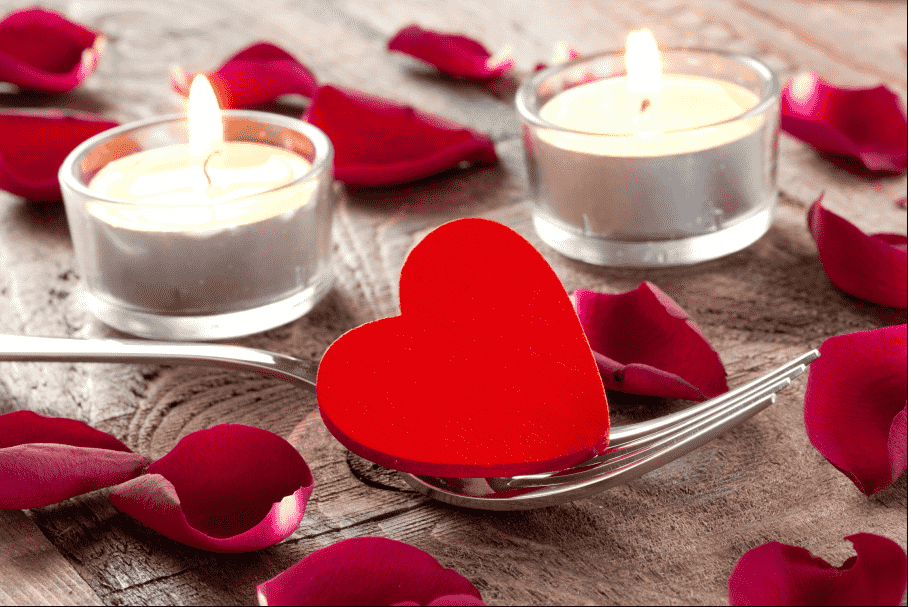 The Vineyard Valentine S Day Dinner Or Picnic Follow The Petals To