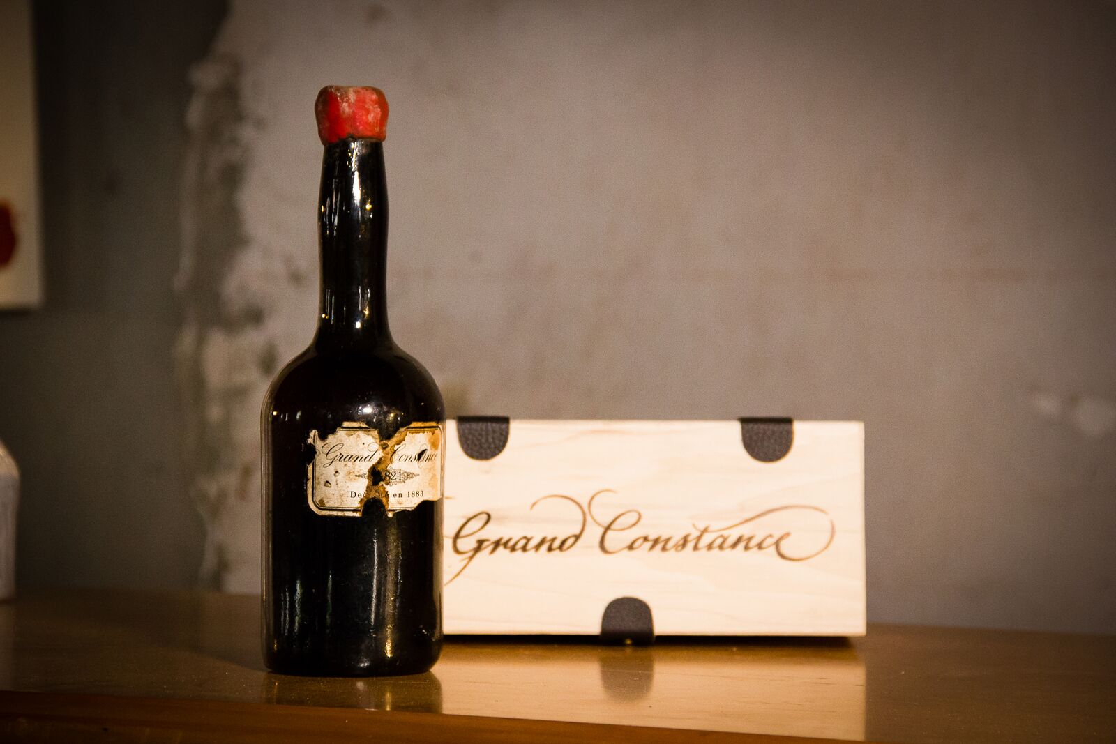 Grand Constance at Groot Constantia