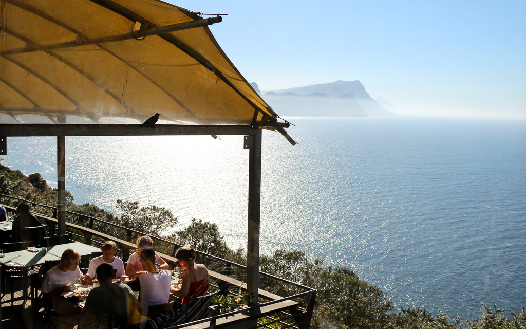 Two Oceans Restaurant things to do at Cape Point
