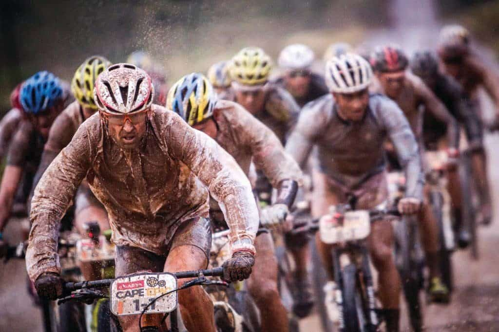 Absa Cape Epic riders