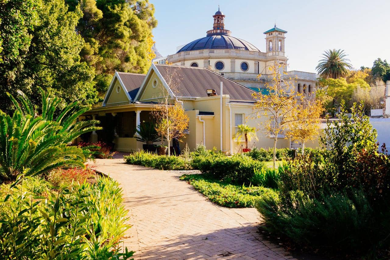 Heritage Sites In Cape Town And Surrounds