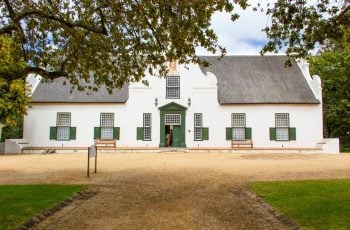 Five fun facts you didn't know about Groot Constantia
