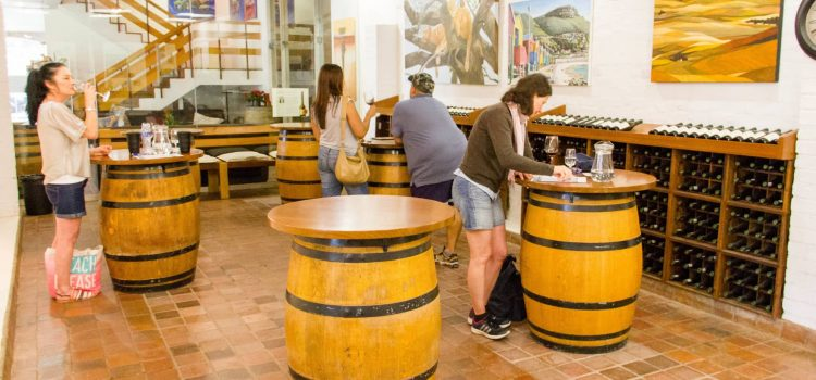 Experience Groot Constantia in Cape Town