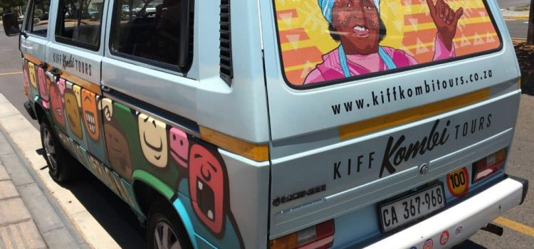 Kick off in Cape Town with Kiff Kombi Tours