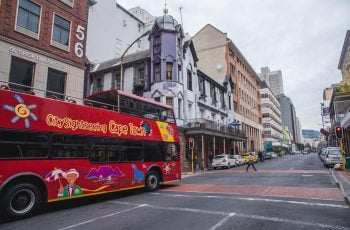 City Sightseeing Tours (Red Bus)