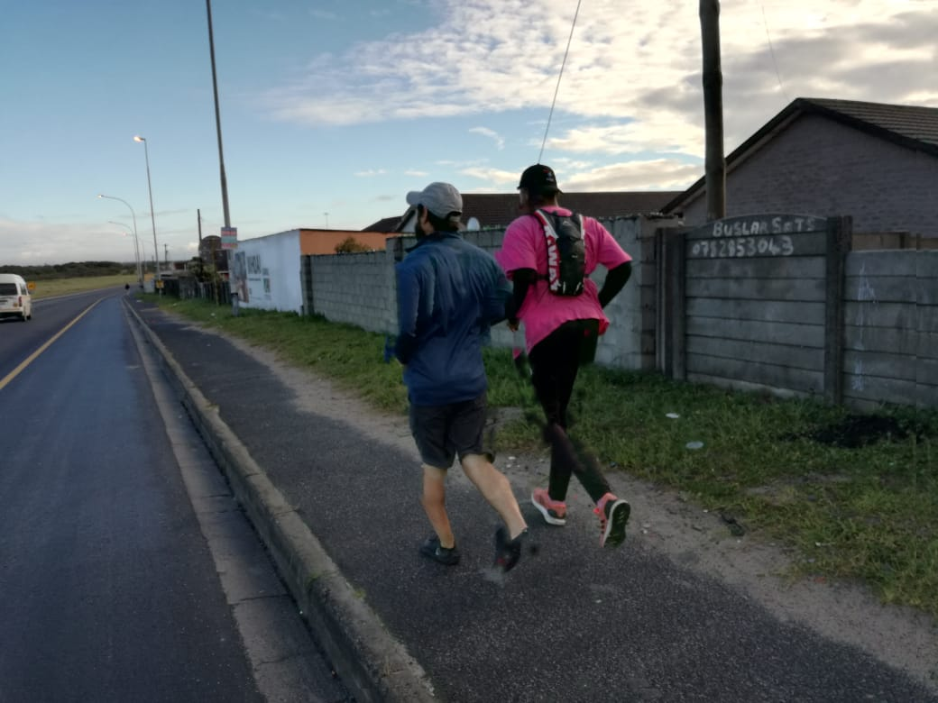 Cape Town Running Tour ABCD Concepts