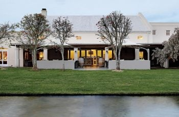 The Spier Hotel, Spier Wine Estate