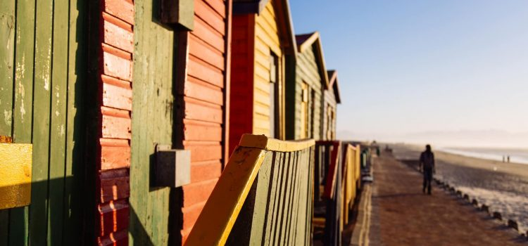 The Muizenberg Beach Huts