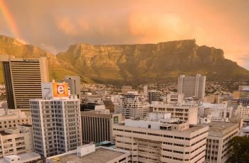 Holiday apartments in Cape Town
