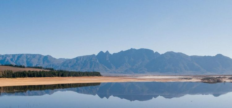 Water-wise accommodation in Cape Town