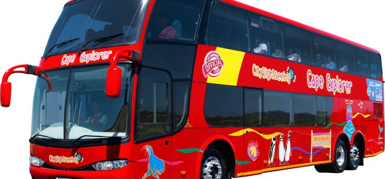 Hop on City Sightseeing's new Cape Explorer offering, the Cape Winelands Tour
