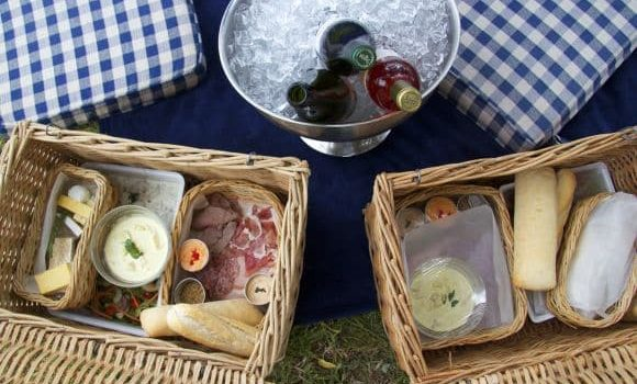 Enjoy an epic picnic at Groot Constantia