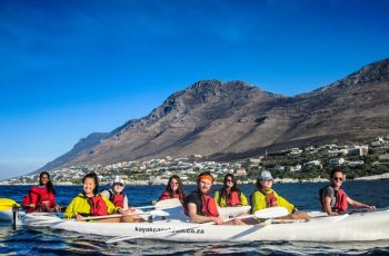 Kayak Cape Town